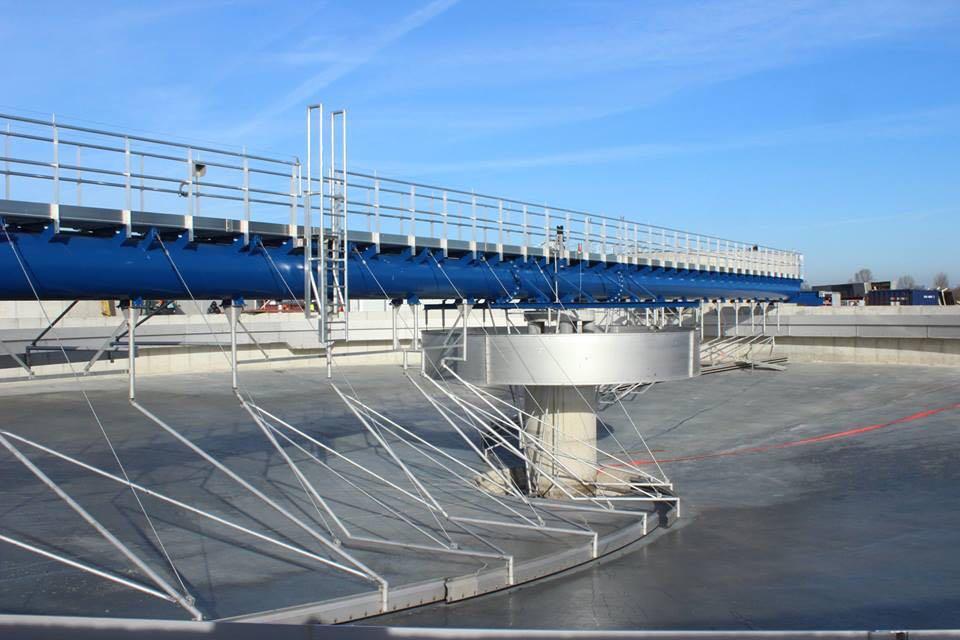 Vandezande mechanische waterzuiveringstechnieken